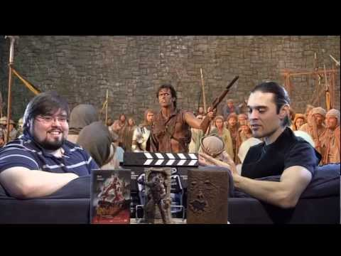 Army of Darkness Movie Review Screwhead Edition - Armchair Directors
