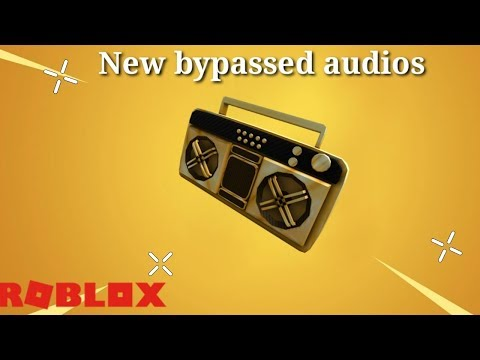Roblox Bypassed Audios Short List Updated