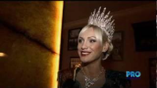 Миссис Россия Алиса Крылова для конкурса Mrs. Globe
