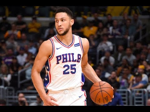 Ben Simmons | Highlights vs Lakers (10.15.17) 18 Pts, 10 Asts, 9 Rebs, 5 Stl, 1 Blk
