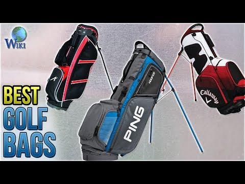 10 Best Golf Bags 2018
