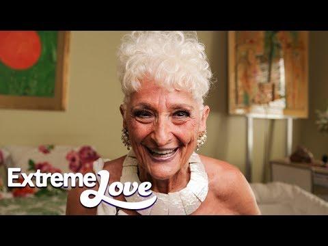 Oma van 83 stopt met tinderdaten, ze wil nu wel eens iets serieus