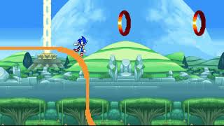 game maker sonic background - Kênh video giải trí dành cho