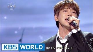 Hwang Chiyeul - A Daily Song   황치열 - 매일듣는 노래 [Yu Huiyeol's Sketchbook / 2017.07.12]