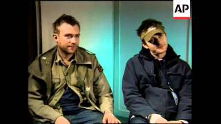 Gorillaz Being Awkward And Rude