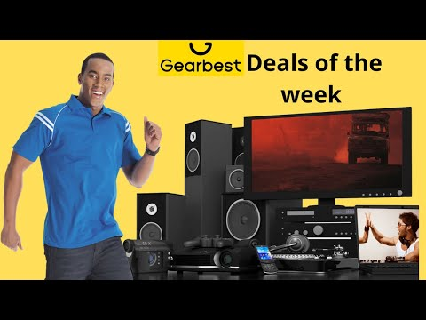 , title : '🔥Gearbest discount coupons | Smartphone accessories |Gearbest Deals of the week'
