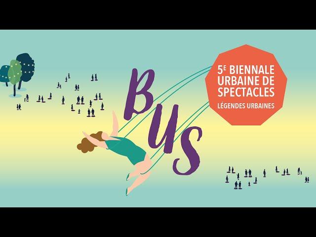 5e Biennale Urbaine de Spectacles, Pantin, 2021