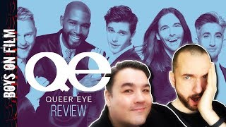 Queer Eye S2 TV Review    Boys On Film