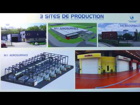 French Aerospace suppliers - Salon du bourget 2017 - MODERTECH INDUSTRIES