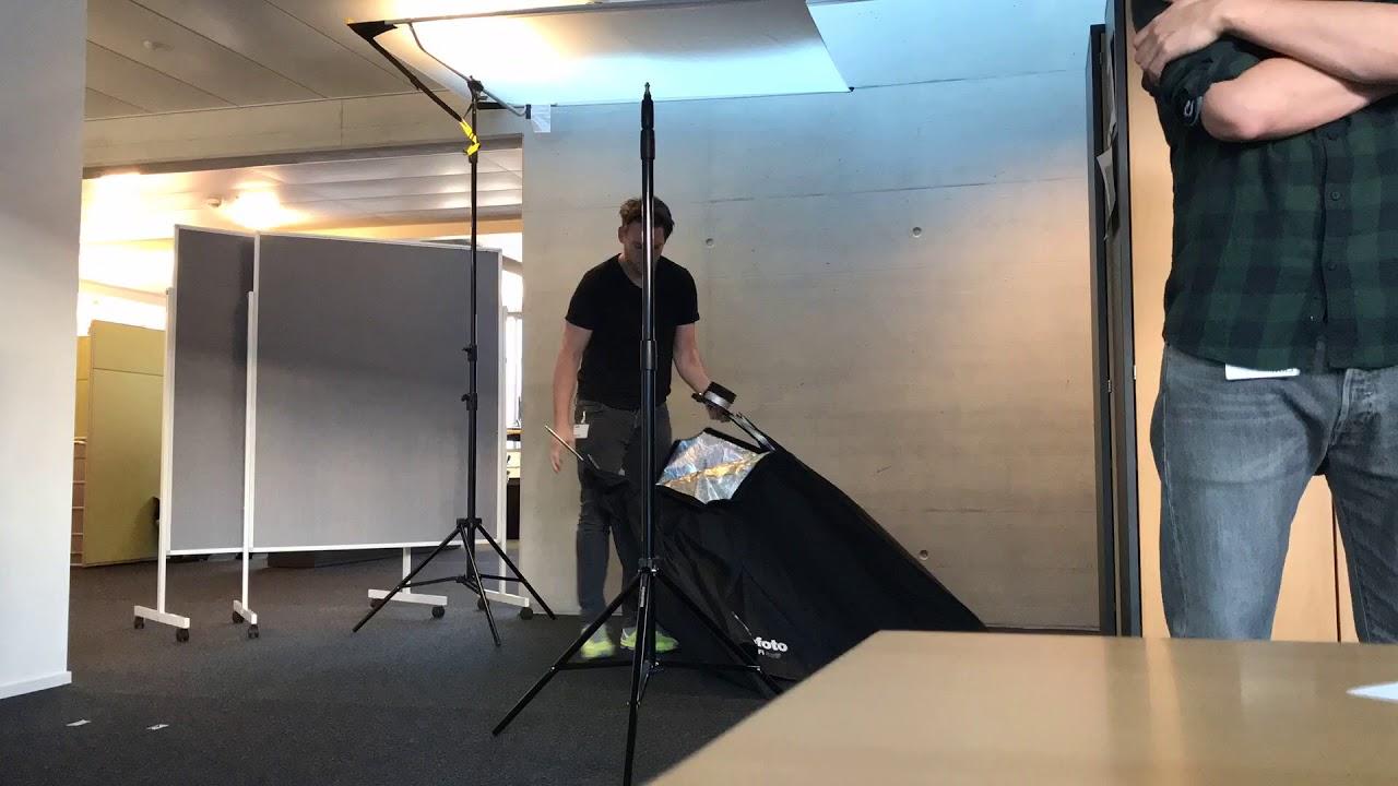 Making-of : Kampagne | CKW