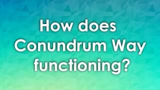 Conundrum Way | IPPI FCSIT UM