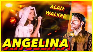 REACTION | Angelina Jordan sings at Alan Walker is Heading Home LIVE STREAM