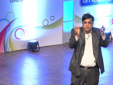 Print Summit 2013 : Rajeev Kumar- Mergers & Acquisition-A way of Growth Part 3
