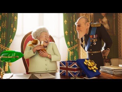 Video trailer för nWave - The Queen's Corgi - Trailer
