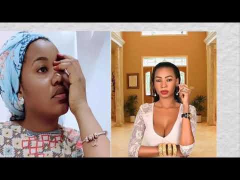Tabbas Hadiza Gabon yar lesbian ce inji Hauwa empire jarumar Hausa