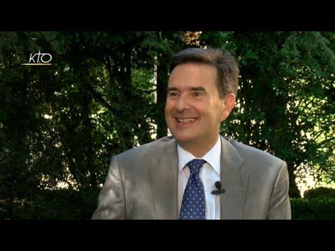 Entretien : Pierre-Yves Fux, ambassadeur de Suisse près le Saint-Siège