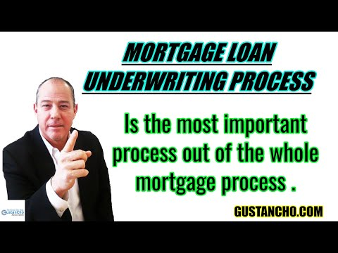 What the mortgage underwriting process looks like - YouTube