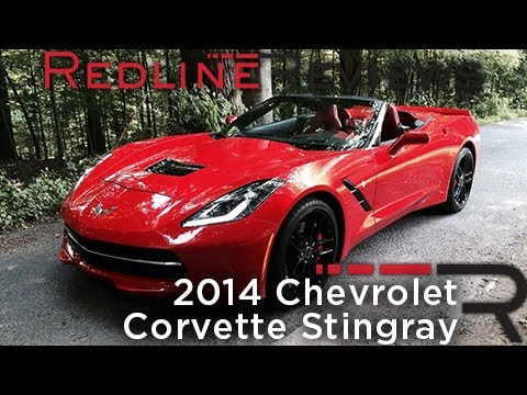 2014 Chevrolet Corvette Stingray – Redline: Review
