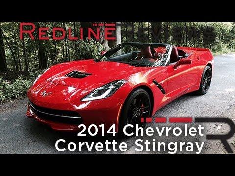 2014 Chevrolet Corvette Stingray – Redline: Review