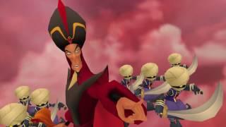KINGDOM HEARTS HD 1.5 + 2.5 ReMIX — Fight the Darkness Trailer 60 second version - dooclip.me