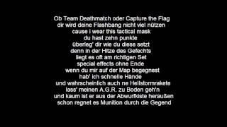 Dame - Ruf zu den Waffen (Black Ops 2 Song) [Lyrics]