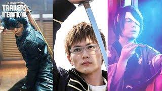 映画『銀魂2掟は破るためにこそある』メイキング危険な男たち篇HD