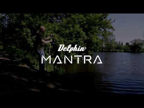 Delphin Mantra Elsőfékes Orsó videó