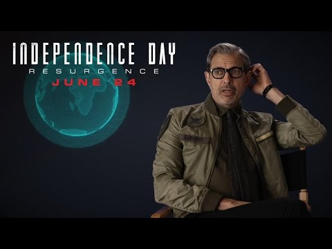 Independence Day: Resurgence (Viral Video 'Space Wall')