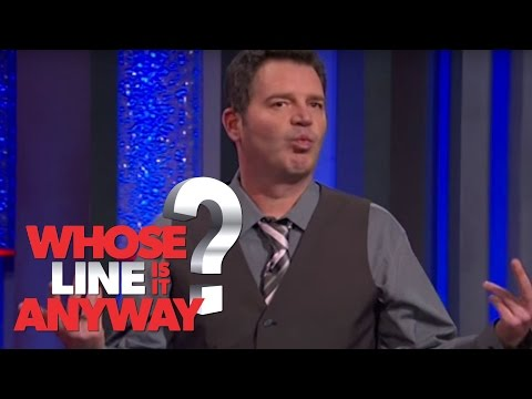 Seznamka: Skvělý Brad Sherwood - Whose Line Is It Anyway?