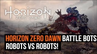 Horizon Zero Dawn: Battle Bots - Robots vs Robots