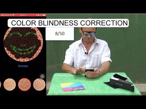 Bates látás-helyreállító gyakorlat videó