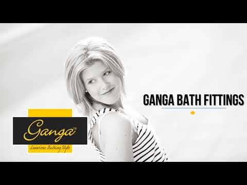 Ganga luxurious bath fittings on Youtube