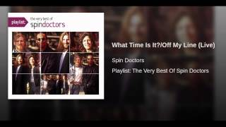 What Time Is It?/Off My Line (Live)