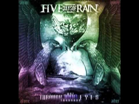 FIVE DAYS OF RAIN - THE VEIL (NEW SONG 2012)