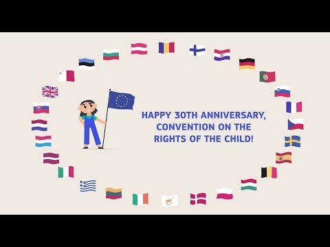 We were all children once - Happy 30th anniversary, Convention on the Rights of the Child!