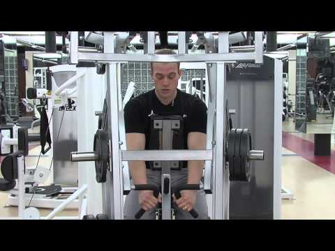 Hammer Strength Iso-lateral Low Row Tutorial