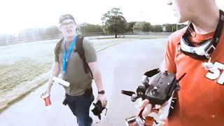 """Flying Fpv race drones!for the first time with a friend who's experienced """"red shirt"""""""