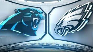 Philadelphia Eagles Vs Carolina Panthers Week 7 REACTION