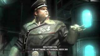 Charlie Brooker Reports Wolfenstein Video