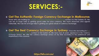 Get The Best Currency Exchange in Brisbane