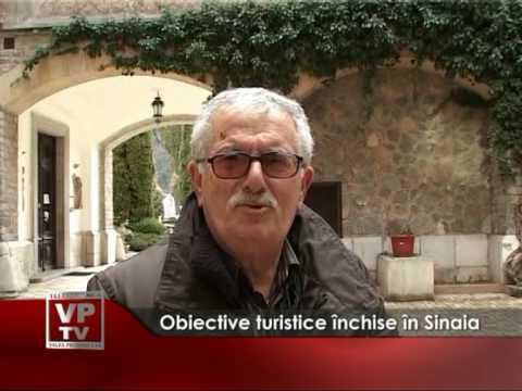 Obiective turistice închise în Sinaia