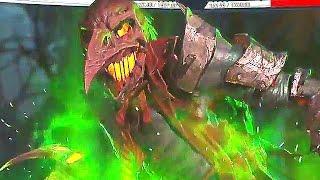 INJUSTICE 2 Scarecrow VS Batman Gameplay (PS4 Xbox One)