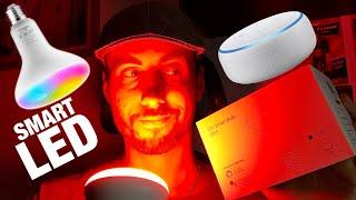 Intelligente LED Lampe von Teckin mit Amazon ALEXA und Google Assistant Unterstützung - TEST REVIEW