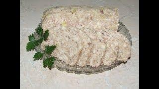 Домашняя колбаса из домашней курицы ПРОСТЫЕ РЕЦЕПТЫ ВКУСНО ЕСТЬ #колбаса #простыерецепты