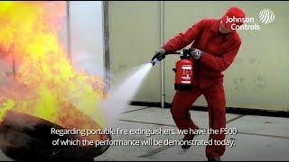 Fire Suppression Products – Innovation & Demonstration Days: Marketing Video