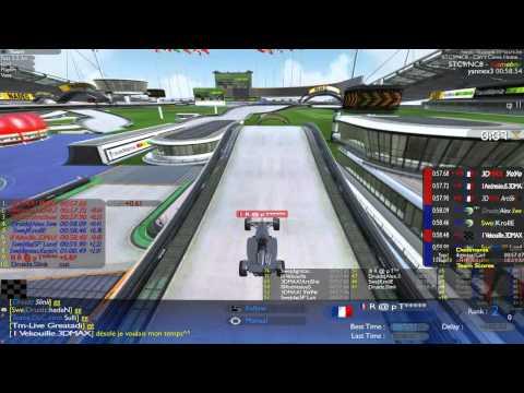 NC 8 - France vs. Sweden WB-Final [Trackmania]