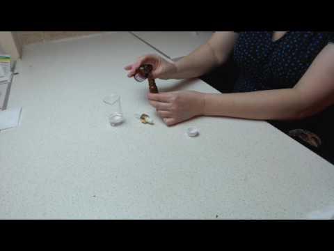 Картофельный крахмал при пигментных пятен