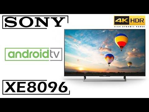🤔Спорная 8ка! Обзор 4К ТВ от Sony линейки XE8096 на примере 49XE8096 на Android (43xe8096 55xe8096)