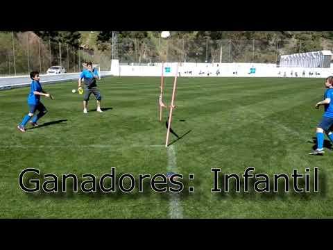 ⚽ Campeones del Torneo de Acciones Técnicas de Fútbol Diputación de Málaga 2021