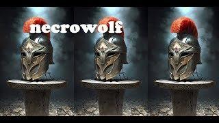 New Deck: Necrowolf   Elder Scrolls Legends